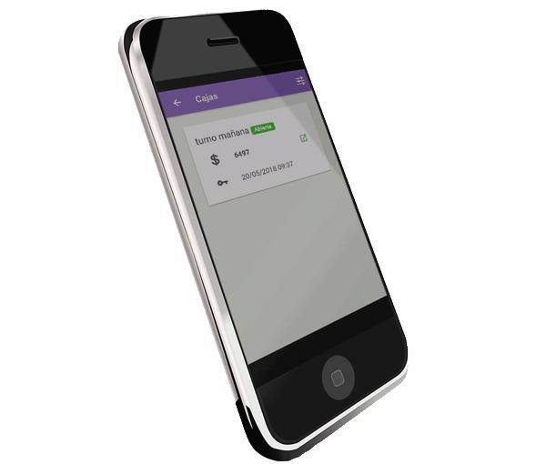 app aplicación programa para kioscos y negocios para celulares móviles android