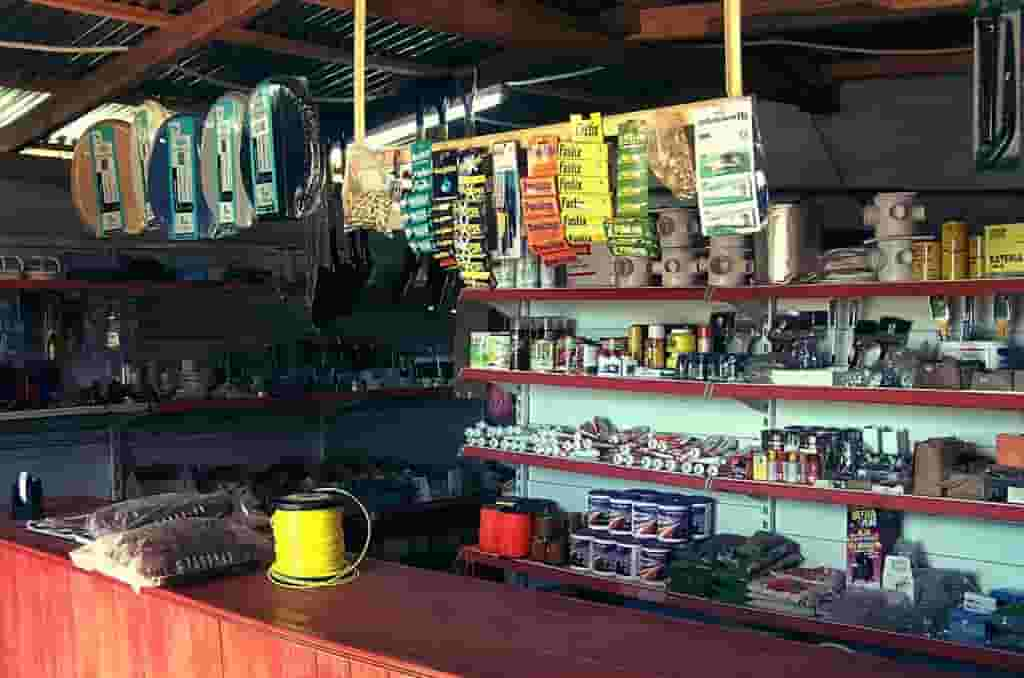 sistema de punto de ventas para corralones y galpones